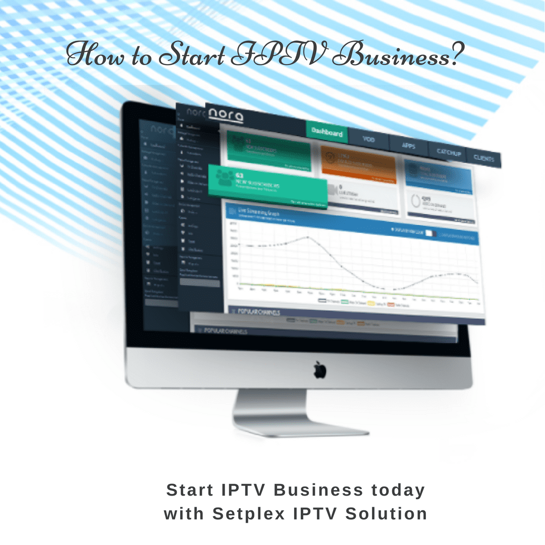 Become IPTV Provider. Earn Money