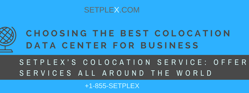 Colocation data center Setplex