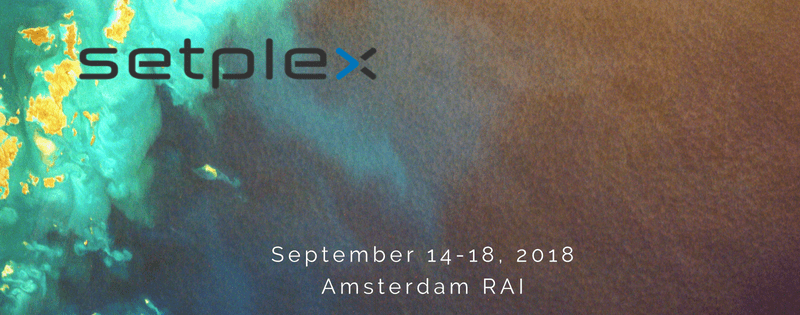 Setplex at IBC Show