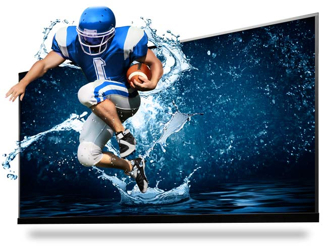 CDN for IPTV American Football High Quality Video