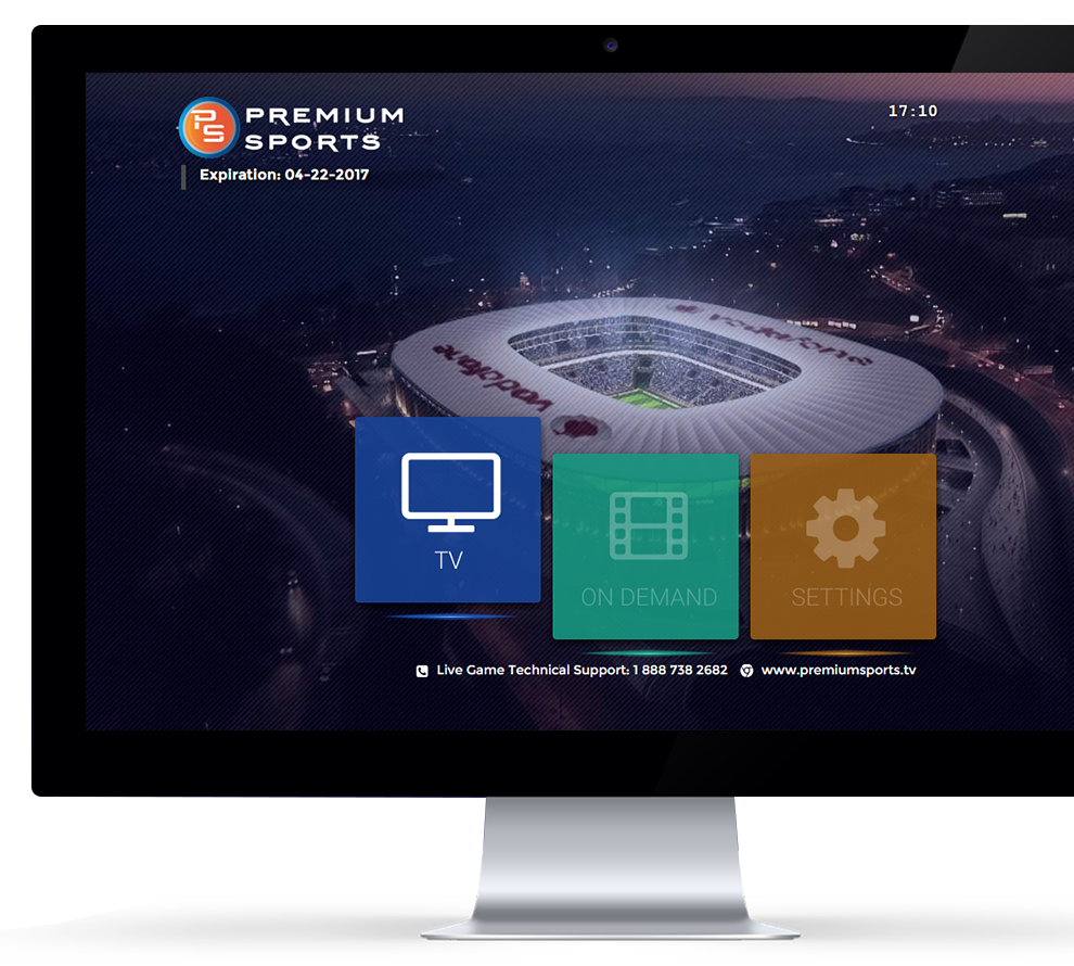 Setplex iptv for Premium Sports Market Expansion